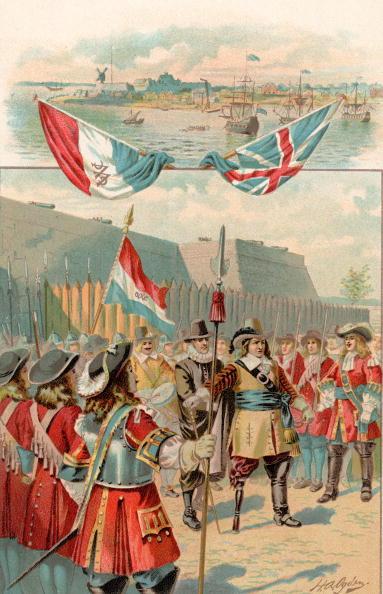 Netherlands「Dutch Surrender Of Nieuw Amsterdam」:写真・画像(9)[壁紙.com]