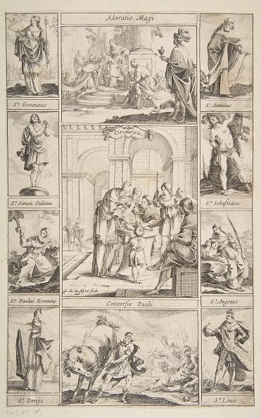 Virgin Mary「Circumcision Creator: Laurent De La Hyre」:写真・画像(8)[壁紙.com]