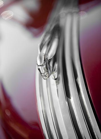 Hot Rod Car「Automotive Ornament」:スマホ壁紙(3)
