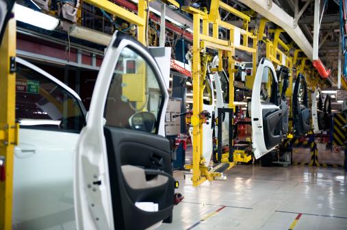Lining Up「Automotive industry」:スマホ壁紙(9)