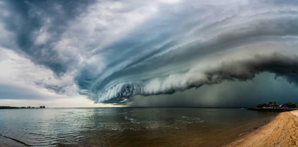 Epic super cell storm cloud:スマホ壁紙(壁紙.com)