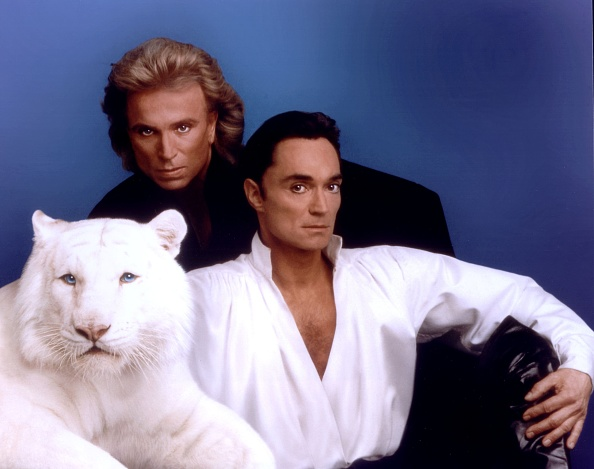 Tiger「Magicians Of The Century Siegfried & Roy」:写真・画像(6)[壁紙.com]