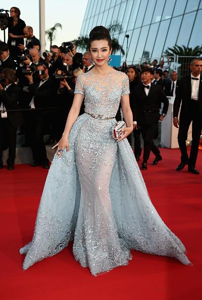 "Li Bingbing「""The Sea Of Trees"" Premiere - The 68th Annual Cannes Film Festival」:写真・画像(5)[壁紙.com]"