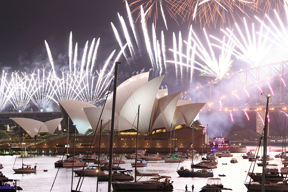 Sydney「Australians Celebrate New Year's Eve 2020」:写真・画像(12)[壁紙.com]