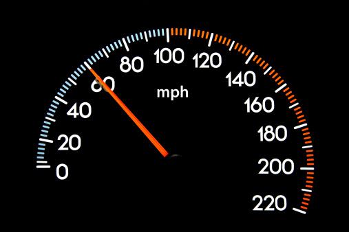 Zero「Speedometer 60 mph」:スマホ壁紙(11)