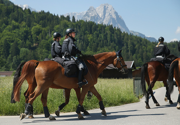 Horse「G7 Summit At Elmau - General Preparations」:写真・画像(14)[壁紙.com]