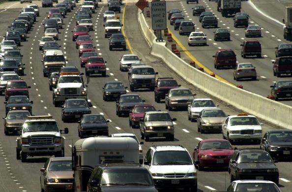 Traffic「Heavy Traffic In Suburban Washington, DC」:写真・画像(12)[壁紙.com]