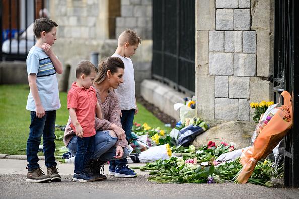 Death「Prince Philip, Duke Of Edinburgh Dies At The Age Of 99」:写真・画像(9)[壁紙.com]