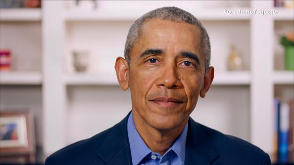 Barack Obama「Graduate Together: America Honors the High School Class of 2020」:写真・画像(5)[壁紙.com]