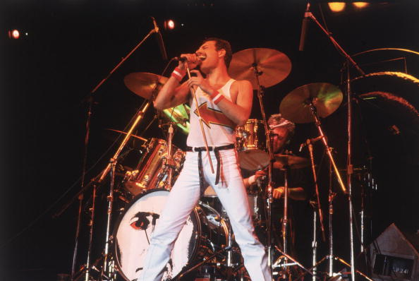 Rock Music「Freddie Mercury」:写真・画像(0)[壁紙.com]