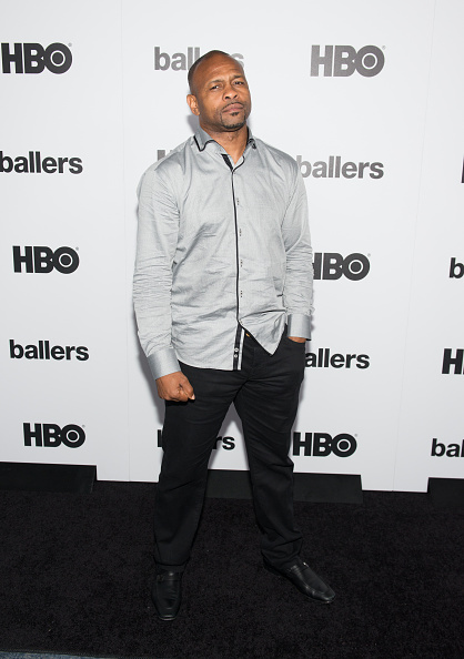 "Roy Jones「HBO and ABFF ""Ballers"" Celebration In NYC」:写真・画像(3)[壁紙.com]"