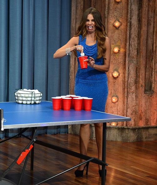 "High Heels「Sofia Vergara Visits ""Late Night With Jimmy Fallon""」:写真・画像(13)[壁紙.com]"