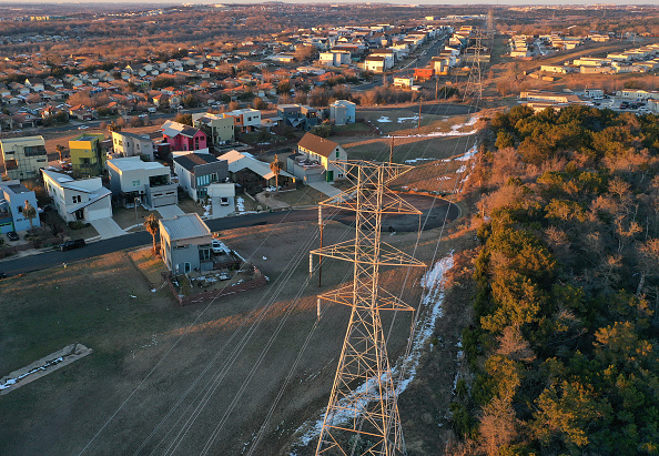 Electricity「Texas Struggles With Unprecedented Cold And Power Outages」:写真・画像(3)[壁紙.com]