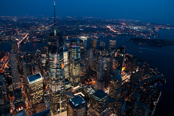 Viewpoint「New York City Prepares To Mark The 15th Anniversary Of 9/11 Attacks」:写真・画像(14)[壁紙.com]