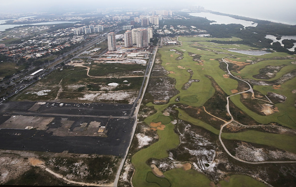 Blank「Rio's Olympic Venues Mostly Abandoned 7 Months After Games」:写真・画像(10)[壁紙.com]