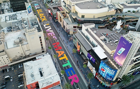 Aerial View「Protests Continue Across The Country In Reaction To Death Of George Floyd」:写真・画像(16)[壁紙.com]