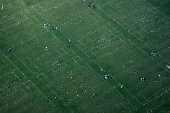 サッカー「Aerial Photos - London」:写真・画像(17)[壁紙.com]