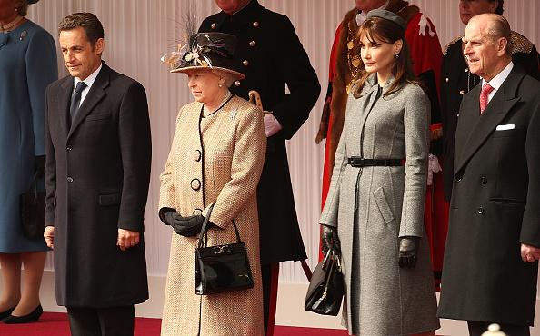 Purse「Official Welcome Ceremony For President Sarkozy」:写真・画像(6)[壁紙.com]