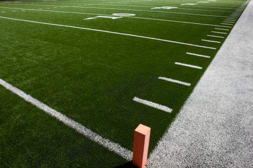 Yard Line - Sport「Yard lines on football field」:スマホ壁紙(10)