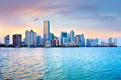 Gulf Coast States「Miami, Florida」:スマホ壁紙(18)