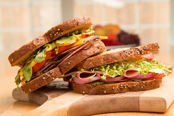 Gourmet Sandwiches:スマホ壁紙(壁紙.com)