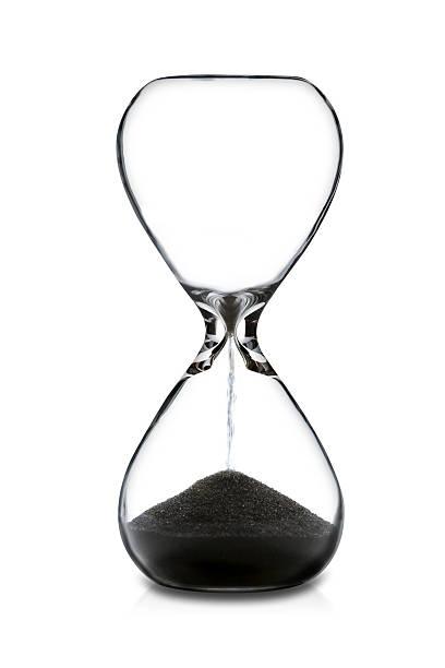 Empty Hourglass:スマホ壁紙(壁紙.com)