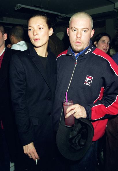 Alexander McQueen - Designer Label「Kate Moss」:写真・画像(11)[壁紙.com]