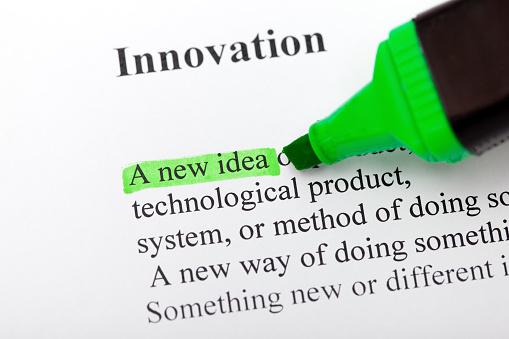 Printout「Innovation」:スマホ壁紙(5)