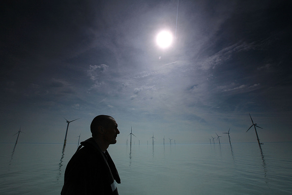 Environmental Conservation「Burbo Bank Wind Farm Now Fully Operational」:写真・画像(18)[壁紙.com]