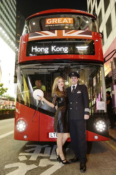 Jessica Hromas「British Airways Launches A380 In Hong Kong With 'Gig On A Wing'」:写真・画像(7)[壁紙.com]