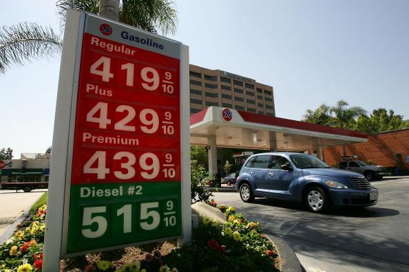 David McNew「National Average Price For Gasoline Reaches New High」:写真・画像(15)[壁紙.com]