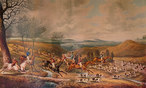 Mammal「The Chase Of The Roebuck」:写真・画像(3)[壁紙.com]
