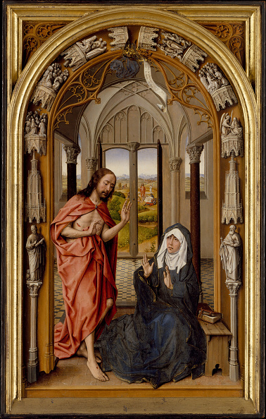 Architectural Feature「Christ Appearing To His Mother」:写真・画像(13)[壁紙.com]