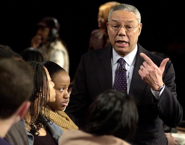 Stefan Zaklin「Colin Powell Participates in BET Town Meeting」:写真・画像(18)[壁紙.com]