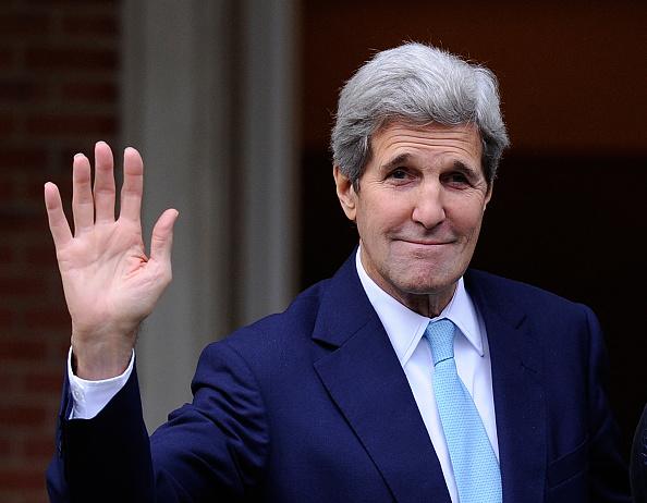 John Kerry「Spanish Prime Minister Mariano Rajoy Meets US Secretary of State John Kerry」:写真・画像(4)[壁紙.com]