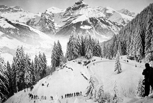Mountain Range「View From Engelberg」:写真・画像(8)[壁紙.com]