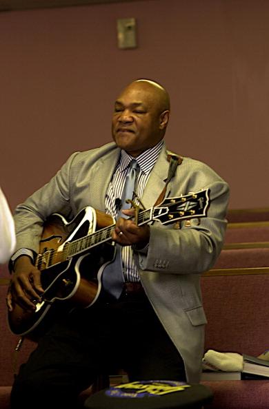 George Foreman「George Foreman In Church」:写真・画像(7)[壁紙.com]