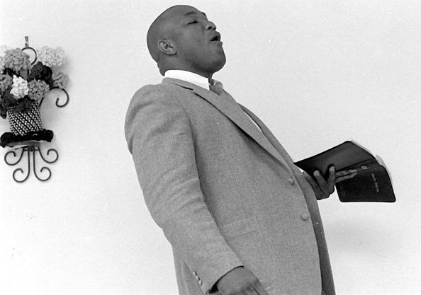 George Foreman「George Foreman Preaches」:写真・画像(5)[壁紙.com]