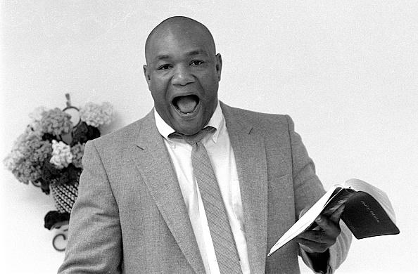 George Foreman「George Foreman Preaches」:写真・画像(12)[壁紙.com]
