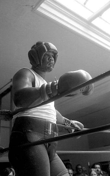 George Foreman「Foreman In Training」:写真・画像(19)[壁紙.com]