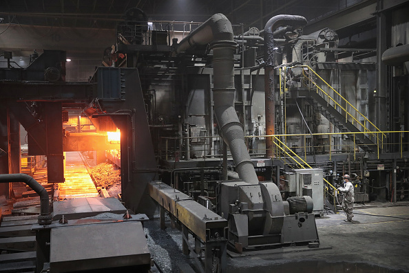 Steel「Trump Administration Steel Tariffs Aims To Protect And Aid U.S. Steel Industry」:写真・画像(18)[壁紙.com]
