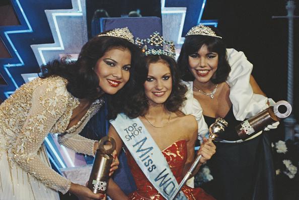 1983「Miss World 1983」:写真・画像(3)[壁紙.com]