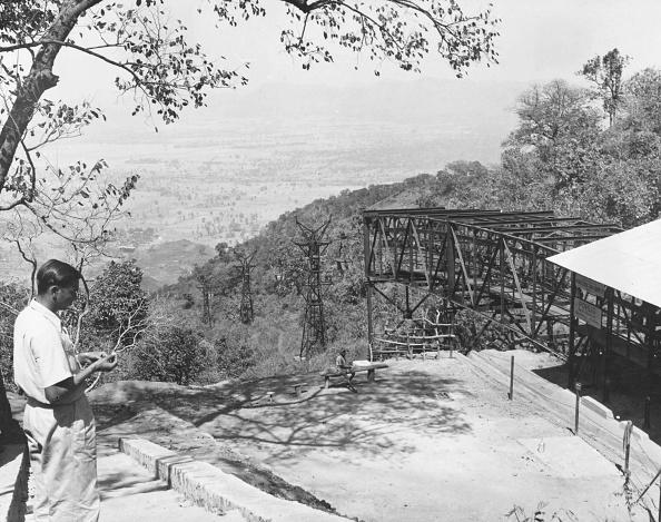 Open-pit Mine「Overhead Railway」:写真・画像(3)[壁紙.com]