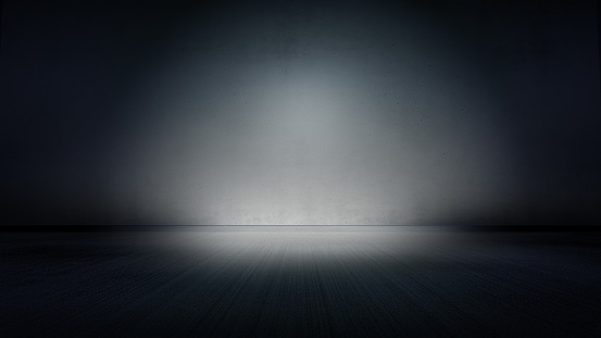 Backdrop - Artificial Scene「Dark studio background」:スマホ壁紙(4)
