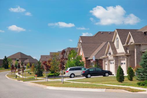 Housing Development「Modern Residential Urban Sprawl」:スマホ壁紙(6)