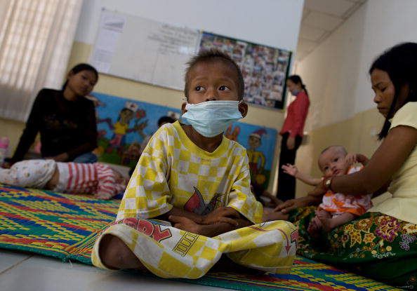 Paula Bronstein「HIV/AIDS Affects About 170,000 In Cambodia」:写真・画像(11)[壁紙.com]