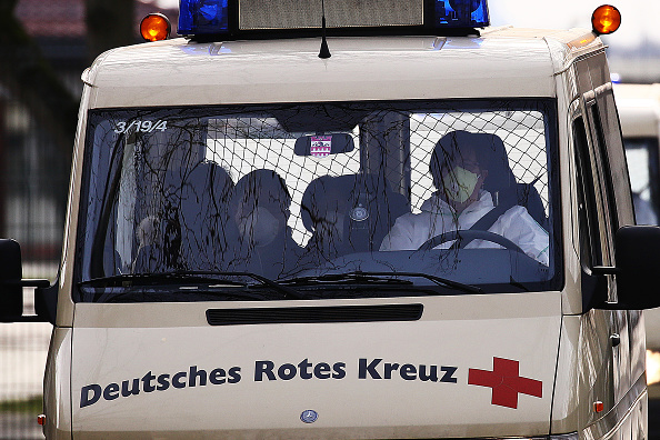 Position「German Citizens Return From Wuhan」:写真・画像(13)[壁紙.com]