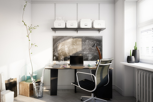 Inexpensive「Affordable Home Office」:スマホ壁紙(2)