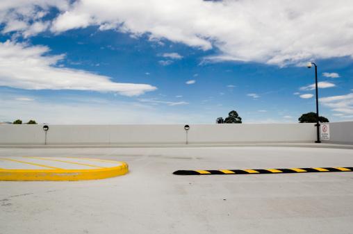 Parking Lot「Parking Garage Roof」:スマホ壁紙(1)