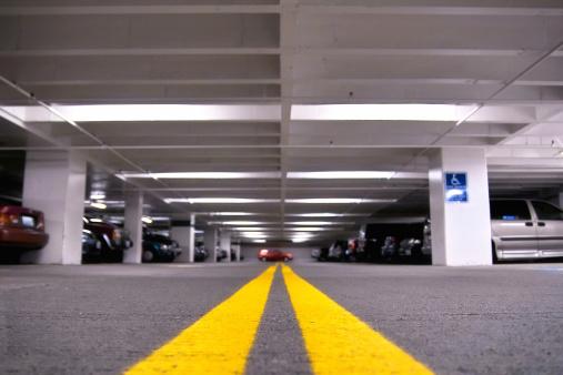 Basement「Parking Garage」:スマホ壁紙(19)
